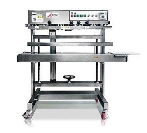 Seladora Contínua Automática Industrial com Datador - FRL600BS