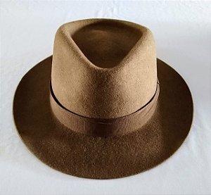 Chapéu Oval Pelo/ Lã
