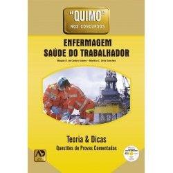 """""""QUIMO®"""" Enfermagem Saúde do Trabalhador + DVD-Rom"""