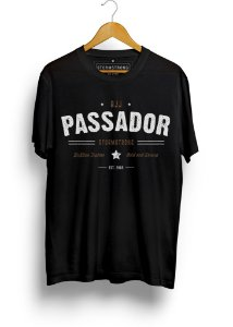 Camiseta Passador #2 Preta