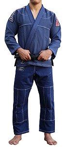 Kimono STORMSTRONG Jiu-Jitsu Série Limitada Azul Marinho Stone