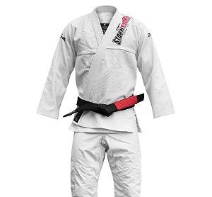 Kimono STORMSTRONG Jiu-Jitsu Super Pro Branco