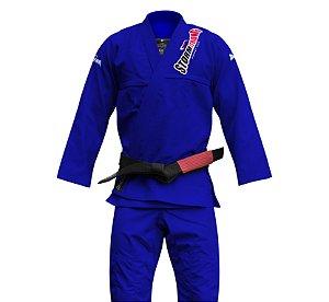Kimono STORMSTRONG Jiu-Jitsu Super Pro Azul Royal