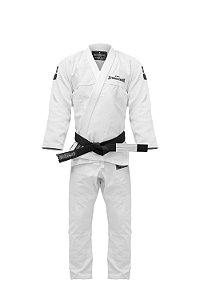 Kimono STORMSTRONG Jiu-Jitsu Respect Branco
