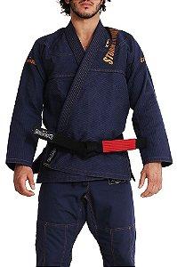 Kimono STORMSTRONG Jiu-Jitsu Super Pro Azul Marinho