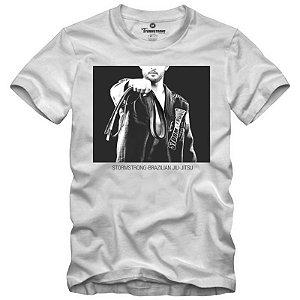 Camiseta Jiu-Jitsu Style - Branca