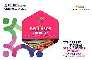 RECURSOS LÚDICOS para o Ensino Infanto-Juvenil - CAMPO GRANDE 2019 - PRATA