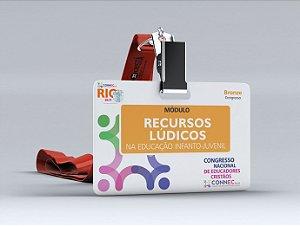 RECURSOS LÚDICOS - RIO 2019 - BRONZE