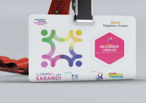 RECURSOS LÚDICOS - SARANDI 2020 - OURO