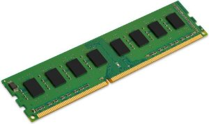 Memoria Kingston 2GB CL9 1333MHz DDR3 DIMM