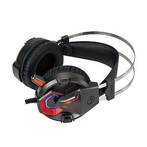 Headset Gamer Vermelho E Preto Hg8914 Scorpion