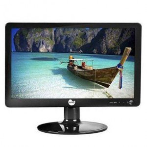 MONITOR PCTOP 15.6 LED PRETO MLP156HDMI