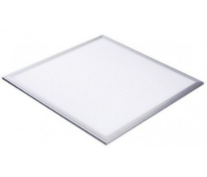 Painel Plafon Embutir 36W 600x600mm - Branco Frio