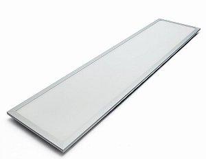 Painel Plafon Embutir 42W 300x1200mm - Branco Frio