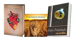 Combo: A Dracma Perdida + Eleição e Predestinação à Luz da Bíblia + CD