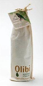 [Para presente] Azeite de oliva extravirgem artesanal Olibi - Safra 2018 (250ml)