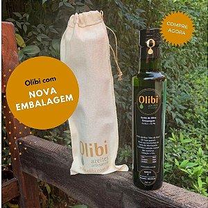 Olibi Safra 2021 - Azeite de Oliva Extravirgem Artesanal [Para presente]