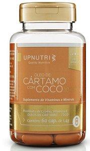 Óleo de Cártamo + Coco + Picolinato de Cromo + Vit. E (60 caps)