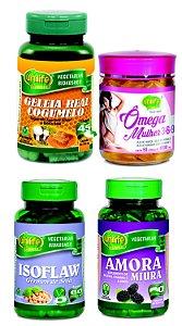Dica da Nutricionista: Plano para Saúde Mulher de 40 anos ou mais