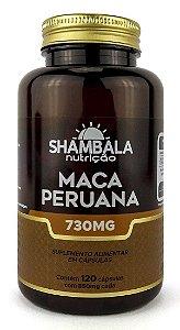 Maca Peruana Shambala de 120 caps de 700mg