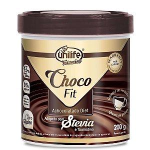ChocoFit - Achocolatado Diet - Instantâneo