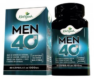 Men 40 1000mg 60 cápsulas - Katigua