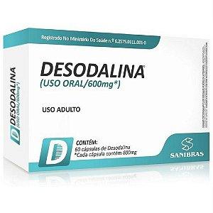 Desodalina Original 60caps Sanibras