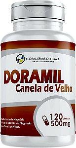 Canela de Velho Doramil 120caps 500mg FloralErvas