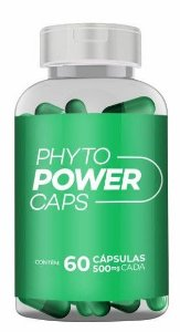Phyto Power Caps - 60 Cápsulas - Alquimia Natural
