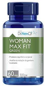 Woman Max Fit - Emagrecedor - 60 Caps - Upnutri