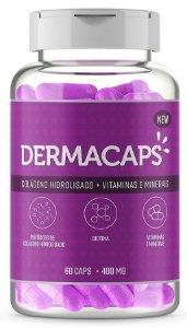 Dermacaps - 60 caps - Vida Natural