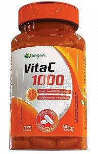 Vitamina C 1000 Katigua 60 Cápsulas de 500mg
