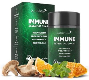 Immune Essential Guard - PuraVida - 60cap