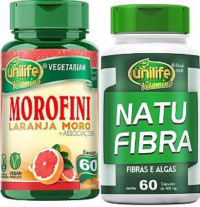 Formula Seca Barriga a base de Morofini e Fibras