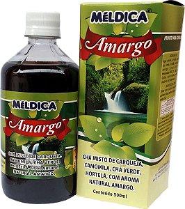 Chá Amargo 500ml - Líquido e Original - Meldica