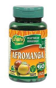 Afromanga - Manga Africana 60 Cápsulas (450mg) - Unilife