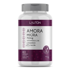 Amora Miura 60 Comprimidos 1000mg - Lauton