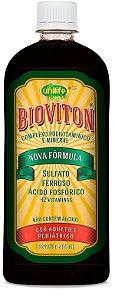 Bioviton líquido (400 ml) - Suplemento de Vitaminas e Minerais - Unilife