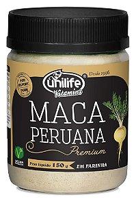 Farinha de Maca Peruana 150g - Unilife