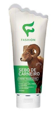 Sebo de Carneiro Tradicional com Ureia e Cacau (200ml) Fashion