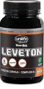 Leveton Levedo de Cerveja 600 Comprimidos - Unilife