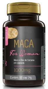 Maca Peruana For Woman - 60 Cápsulas - UpNutri