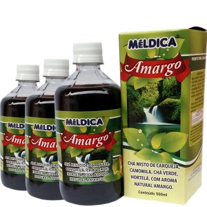 Amargo Ervas Naturais Kit com 3 unidades Original