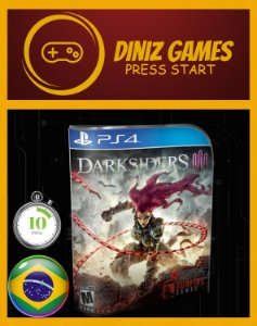 Darksiders 3 Psn Ps4