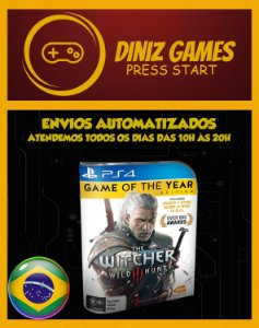 The Witcher 3 Complete Edition Psn Ps4
