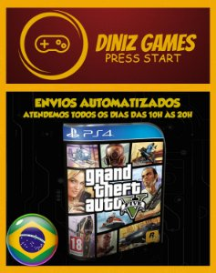 Gta V Psn Ps4