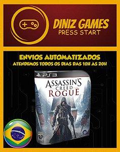 Assassins Creed Rogue Psn Ps3