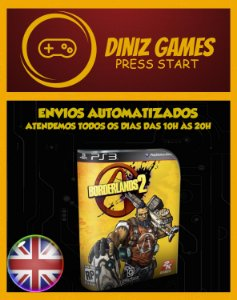 Borderlands 2 Ps3 Psn