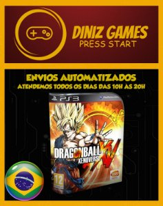 Dragon Ball Z Xenoverse Psn Ps3