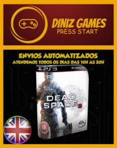 Dead Space 3 Psn Ps3
